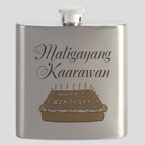 Happy Birthday (Tagalog) Flask