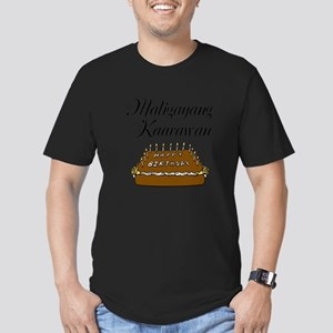 Happy Birthday (Tagalog) Men's Fitted T-Shirt (dar