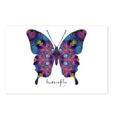 BFF Butterfly Postcards (Package of 8)