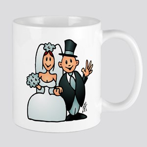 Wonderful wedding Mug