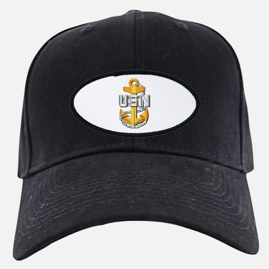 Navy - CPO - CPO Pin Baseball Hat