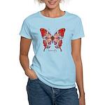 Attraction Butterfly Women's Light T-Shirt
