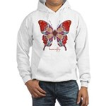 Attraction Butterfly Hooded Sweatshirt