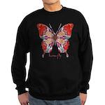 Attraction Butterfly Sweatshirt (dark)