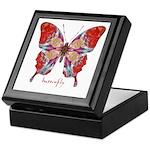 Attraction Butterfly Keepsake Box