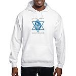 Daughter of Zion Hooded Sweatshirt
