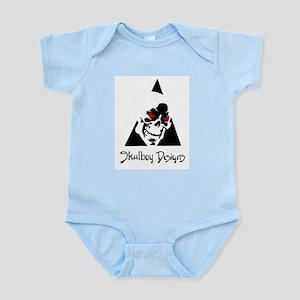 Skulboy Designs logo Infant Bodysuit