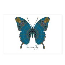 Birthing Butterfly Postcards (Package of 8)