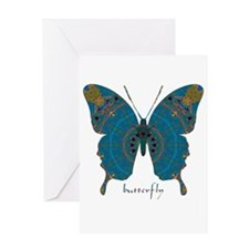 Birthing Butterfly Greeting Card