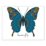 Birthing Butterfly Small Poster