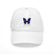 Charisma Butterfly Cap