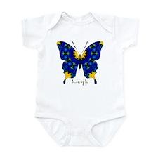 Charisma Butterfly Infant Bodysuit