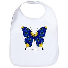 Charisma Butterfly Bib