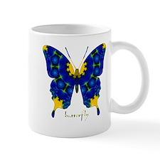 Charisma Butterfly Mug
