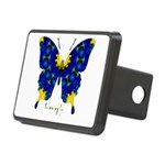 Charisma Butterfly Rectangular Hitch Cover
