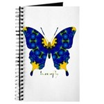 Charisma Butterfly Journal
