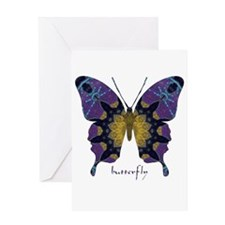 Communion Butterfly Greeting Card