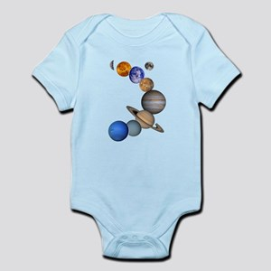 Our Solar System Body Suit