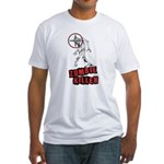 Zombie Killer Fitted T-Shirt