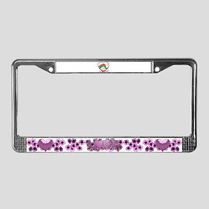 Teacher Appreciation License Plate Frame
