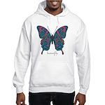 Yogi Butterfly Hooded Sweatshirt