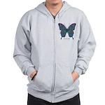 Yogi Butterfly Zip Hoodie
