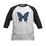 Yogi Butterfly Kids Baseball Jersey