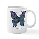 Yogi Butterfly Mug