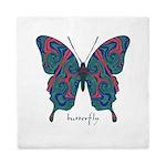 Yogi Butterfly Queen Duvet