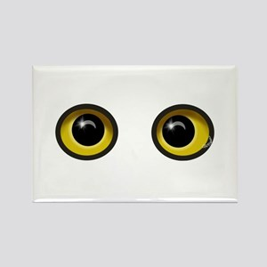 Eyes Rectangle Magnet