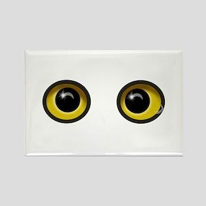 Eyes Rectangle Magnet