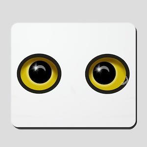 Eyes Mousepad
