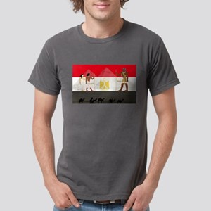 Egyptian Graphic Mens Comfort Colors Shirt