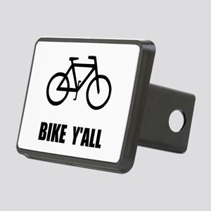 Bike Y'all Rectangular Hitch Cover