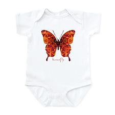 Crucifix Butterfly Infant Bodysuit