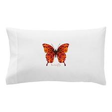 Crucifix Butterfly Pillow Case