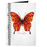 Crucifix Butterfly Journal