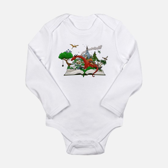 Reading is Fantastic! Body Suit