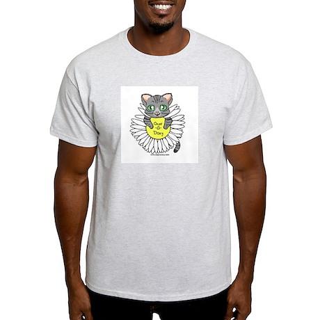 Oops-a-Dazy Kitten Light T-Shirt