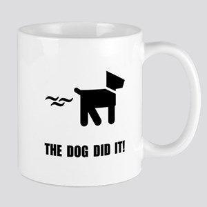 Dog Did It Mug