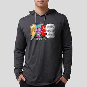 Star Trek TV Mens Hooded Shirt