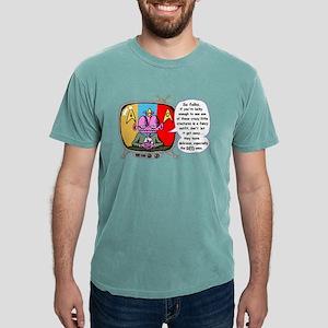 Star Trek TV Mens Comfort Colors Shirt
