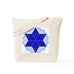 Jewish Quilt Tote Bag