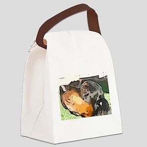 travelMug Canvas Lunch Bag