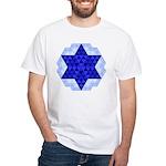Jewish Quilt White T-Shirt