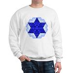Jewish Quilt Sweatshirt