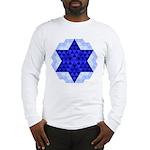 Jewish Quilt Long Sleeve T-Shirt