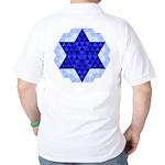 Jewish Quilt Golf Shirt