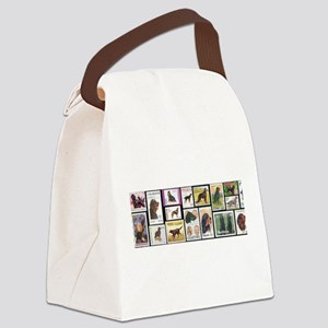 steinStamps Canvas Lunch Bag
