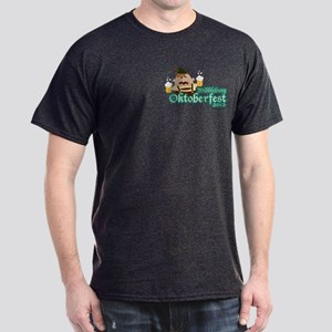Zicke-Zacke Oktoberfest Dark T-Shirt